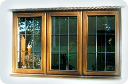 Quality Timber Double Glazed Windows